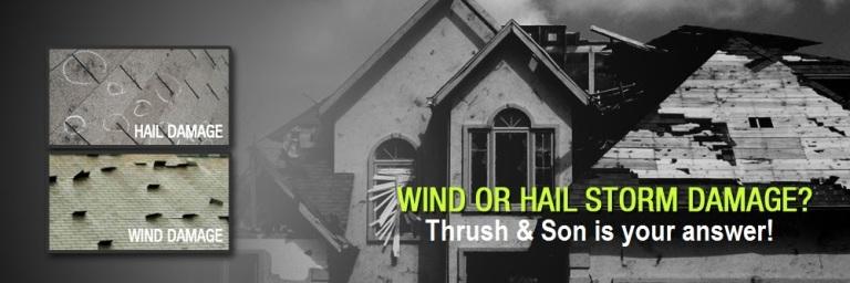 Thrush & Son Storm Damage