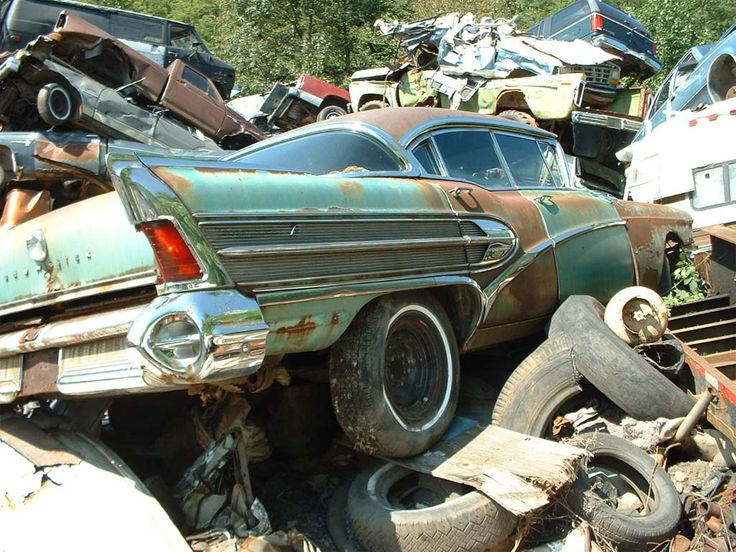 Junk Yards In Dayton Ohio >> Junk Car Thrush Son Complete Home Improvement Company